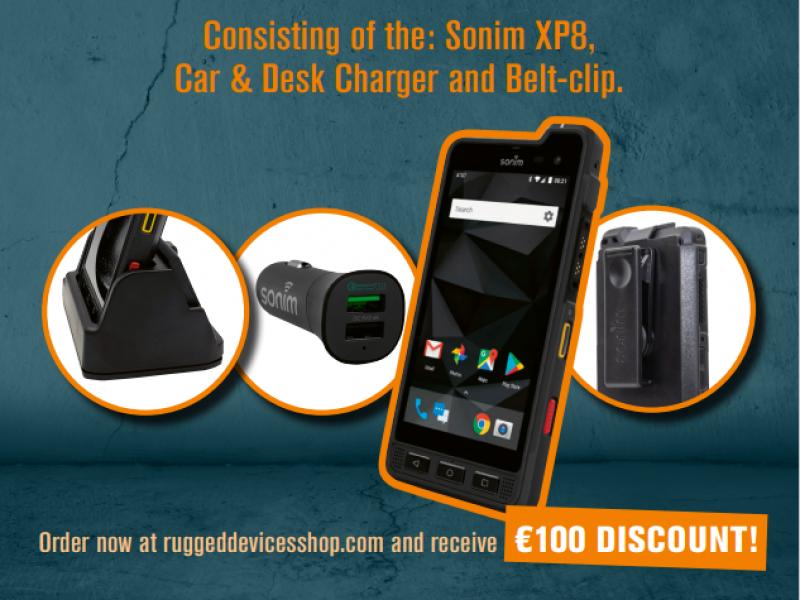 Sonim XP8 2021 Promotion